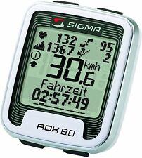 Fahrradcomputer Sigma Sport Rox 8.0 Fahrradtacho Tacho kabellos Ersatz