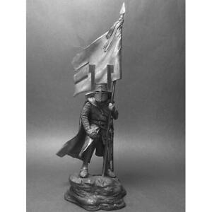 CRUSADERS Teutonic Knight 12th century Metal Figure 1/32 Tin Toy Soldiers