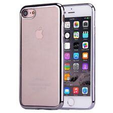 Étuis, housses et coques avec clip gris iPhone 7 pour téléphone mobile et assistant personnel (PDA) Apple