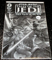 Star Wars Tales of the Jedi Dark Lords of the Sith Special Ashcan Edition (8.0)