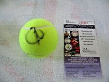 Serbia NOVAK DJOKOVIC SIGNED AUTOGRAPHED Tennis Ball Exact PROOF JSA V30501