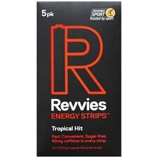 (5 pieces) Revvies Energy Strips™ Tropical Hit 5 Pack