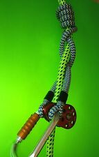 75cm MARLOW VIPER ROPE FRICTION HITCH PRUSIK ARBORIST TREE SURGEON CLIMBING....