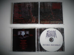 INCITED ABOMINATION - Explicit Fantasies, Conjured Abnormalities CD (Devourment)
