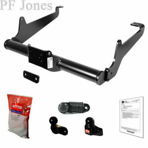 Witter Towbar for Toyota Proace Van 2013-2016 - Flange Tow Bar