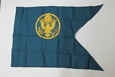 Genuine US Army Military Unassigned Branch Unit Guidon Flag Nylon Wool NOS