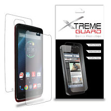 Genuine XtremeGuard Full Body Lcd Screen Protector Skin For Motorola Droid Turbo