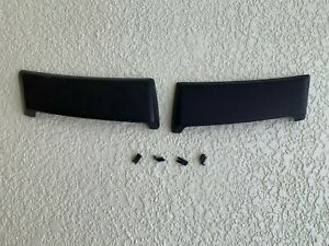 Volvo 240 Snow Cap Caps Vent Covers 1986-1993 Part Numbers 3524981 3524980 Clips