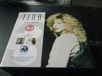 "COFFRET 3 CD ""TINA TURNER : PRIVATE DANCER / BREAK VERY RULE / FOREIGN AFFAIR"""