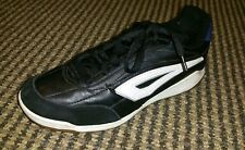 BRINE MENS INDOOR SOCCER FOOTBALL SHOES SNEAKERS TRAINERS SPORT Sz 7.5 Used