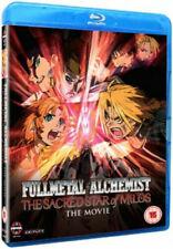 Full Metal Alchemist - The Movie 2 The Sacred Star of Milos 5022366807449 Park