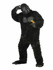California Costumes Men's Adult Gorilla Costume Black One Size