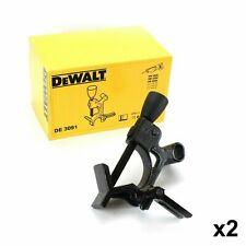 2 x Dewalt DE3091 Reciprocating Saw Pipe Clamps DW008 DW008K DW302K DW309K