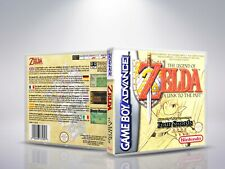 The Legend Of Zelda A Link To The Past - GameBoyAdvance - Cover/Case NOGame PAL