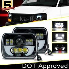 2x CREE LED Headlights DRL Projector Halo Hi-Lo for Toyota Tacoma 1995 1996 1997