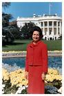 Lady Bird Johnson 1967 White House Portrait 8 x 12 Silver Halide Photo