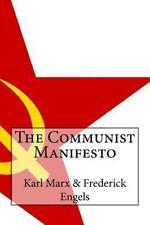 The Communist Manifesto by Karl Marx (2016, Paperback)