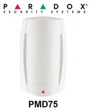 PARADOX Security Alarm System – PMD75 Digital Dual-Optic High-Performance PIR