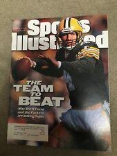 FM9-40 Sports Illustrated Magazine December 16 1996 BRETT FAVRE PACKERS