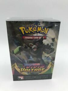 Vivid Voltage Build and Battle PreRelease Kit English Pokemon Sofort Lieferbar