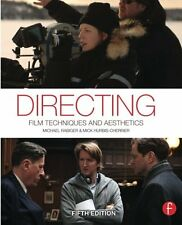 Directing: Film Techniques and Aesthetics New Paperback Book Michael Rabiger, Mi