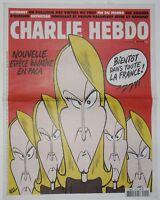 Charlie Hebdo - N*1219 - 2 décembre 2015