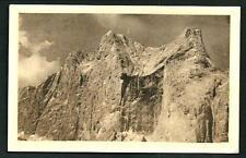 Il Catinaccio ( Trento ) - Rifugio Vajolet ( timbro ) - 1924