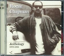 Roger Chapman Anthology 1979-1998 2-CD UK IMPORT Whitney/Family/Streetwalkers