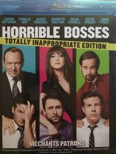 Horrible Bosses (Blu-ray Disc, 2011, Canadian Totally Inappropriate Edition)