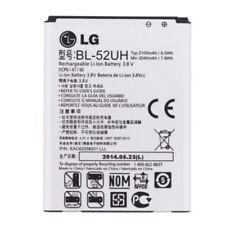 Genuine Original LG BL-52UH 2100 mAh Battery for Optimus L70 D320 D325