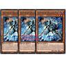 x3 keeper of dragon magic TOCH-EN041 rare 1st
