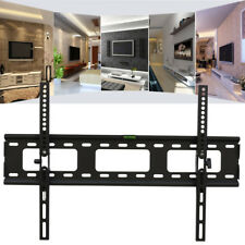"Large TV LCD LED Wall Mount Bracket Tilting For 32 34 40 42 50 55 60 65 70"" Inch"