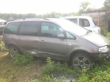 Seat Alhambra Breaking for parts 1.9 tdi 2002 2003 2004 2005 2006 2007 2007