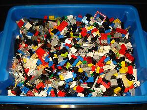 Lego 500g - 1/2kg of Mixed Small-Tiny Bricks/Parts/Pieces!