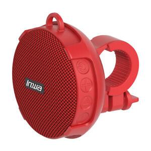 Portable Wireless & Waterproof Bluetooth Speaker w/ Bike Mount Hands free
