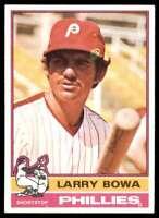 1976 Topps Larry Bowa Philadelphia Phillies #145
