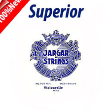 Genuine Jargar Cello String Set 4/4 / Superior A, D Medium