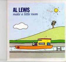 (DI520) Al Lewis, Make A Little Room - 2013 DJ CD