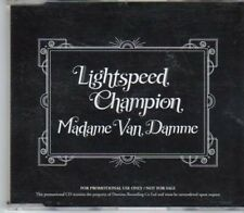 (BW270) Lightspeed Champion, Madame Van Damme - 2010 DJ CD