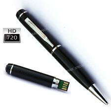 Pen Camera Mini DVR 720P HD Video Home USB Security Recorder Cam (NO SPY Hidden