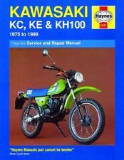 Haynes Kawasaki KE100: 100cc 75-94 Repair Manual 1371
