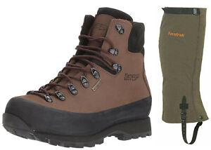 New Kenetrek Men's Hardscrabble Hiker Hiking Boot Hunting W/ FREE GAITERS