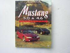 Ford Mustang 5.0 4.6 Matt Stone Book American Car Hot Rod Street Muscle Car