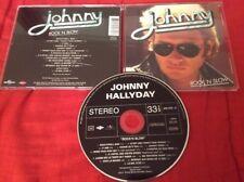 Johnny Halliday - Very rare cd - Rock'n'slow