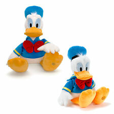 New Official Disney Mickey Mouse 34cm Donald Duck Soft Plush Toy