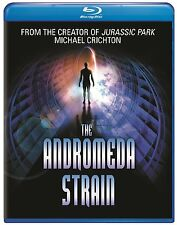 THE ANDROMEDA STRAIN (1970 Arthur Hill)  -  Blu Ray - Sealed Region free