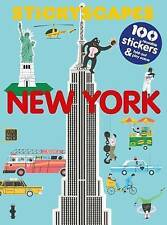 Stickyscapes New York (Magma for Laurence King), Tom Froese, New Book