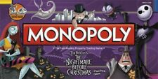 Monopoly The Nightmare Before Christmas Collector's Edition 2009 Board Game
