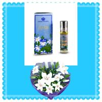 Jasmin 6ml by Al Rehab Roll On Single Concentrated Perfume Oil