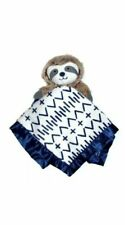 New listing Cloud Island Sloth Baby Boy Blanket Blue Target Security Lovey - Free Shipping